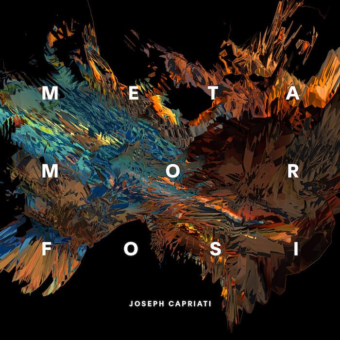 Joseph Capriati - Metamorfosi LP cover