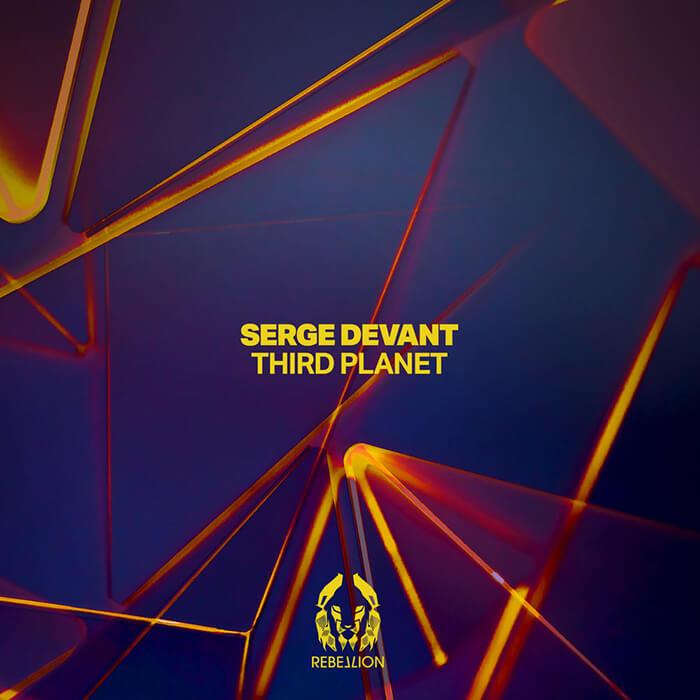 Serge Devant - Third Planet EP cover