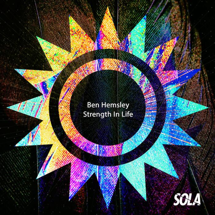 Ben Hemsley - Strength In Life EP cover
