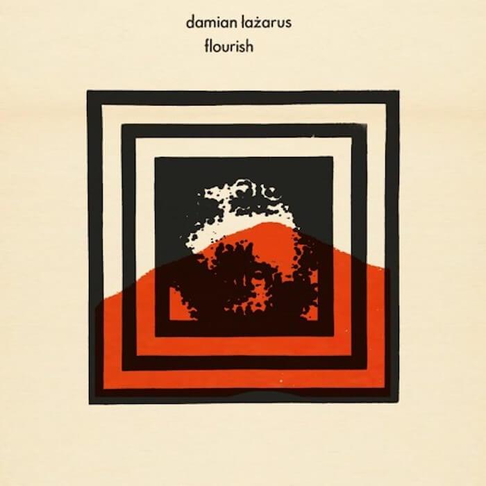 Damian Lazarus - Flourish cover