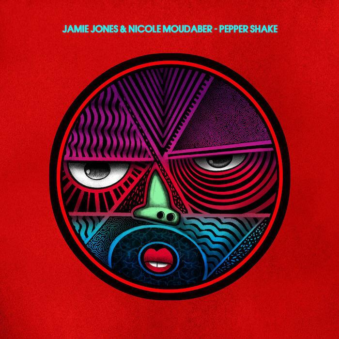 Jamie Jones & Nicole Moudaber - Pepper Shake cover