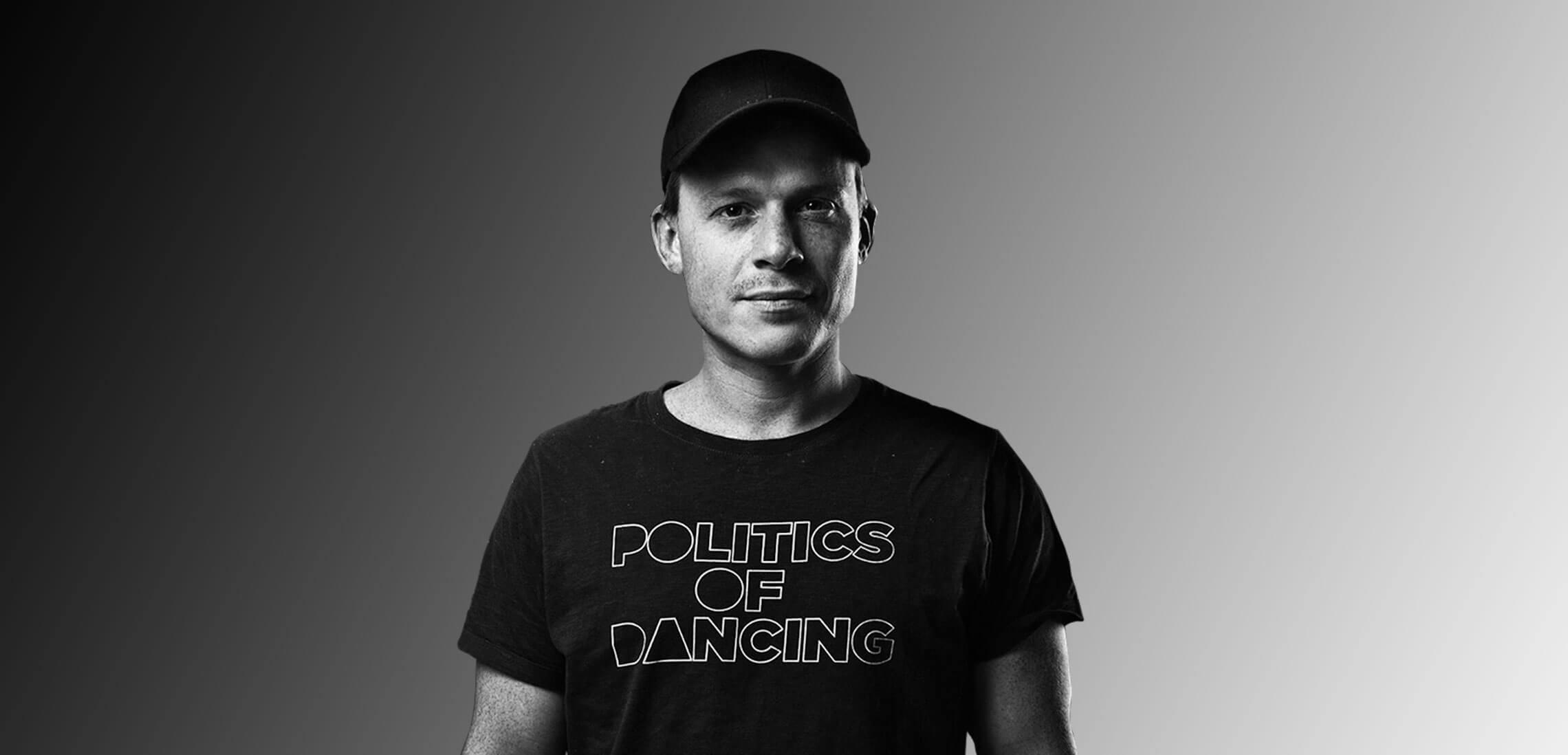 Politics Of Dancing - Machines EP (incl. Rossi. Remix) hero