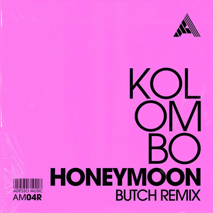 Kolombo - Honeymoon (Butch Remix) cover