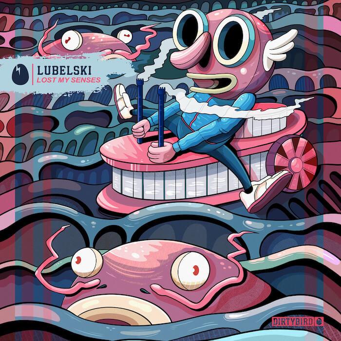 Lubelski - Lost My Senses cover