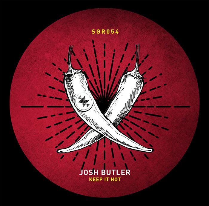 Josh Butler - Keep It Hot cover