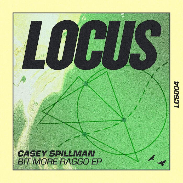 Casey Spillman - Bit More Raggo EP cover