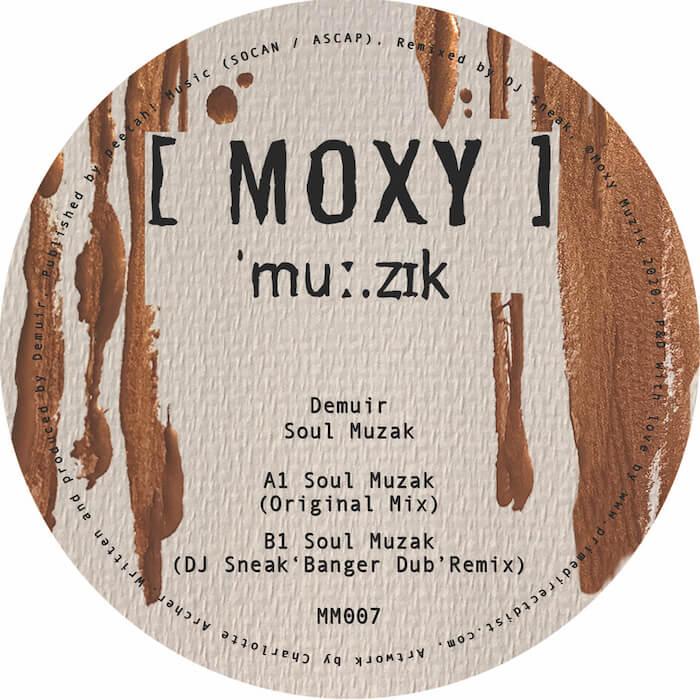 Demuir - Soul Muzak EP cover