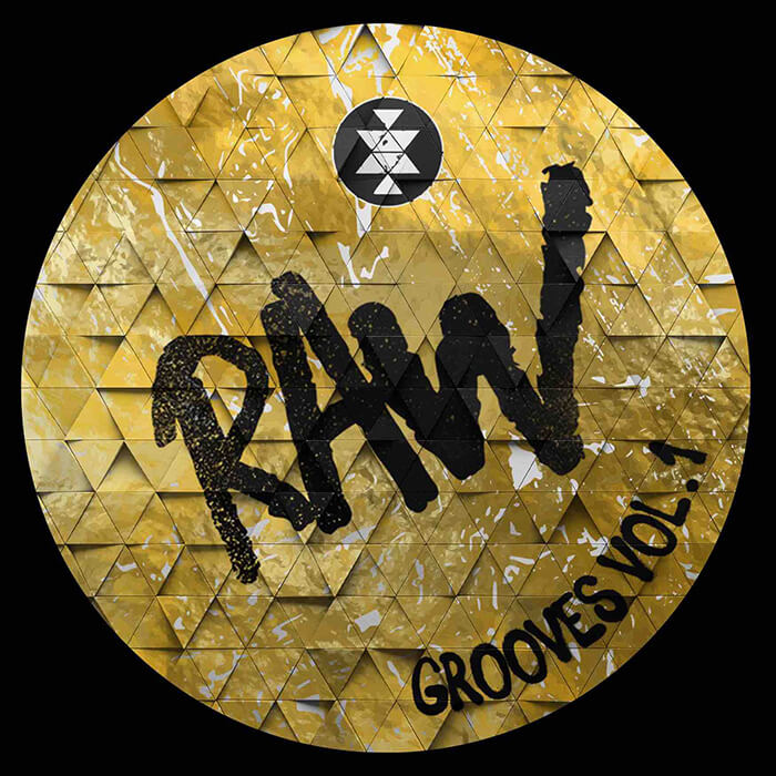 Various Artists - Raw Grooves Vol. 1 cover
