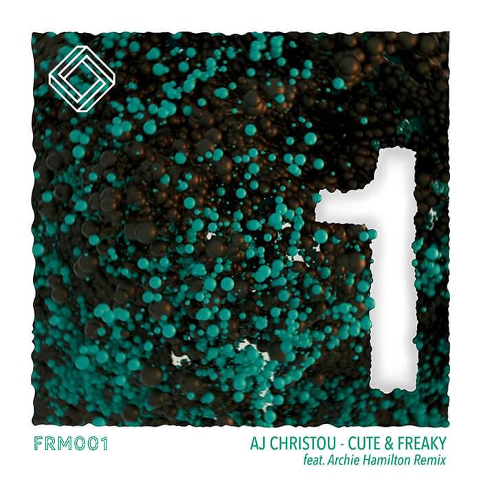 AJ Christou - Cute & Freaky EP cover