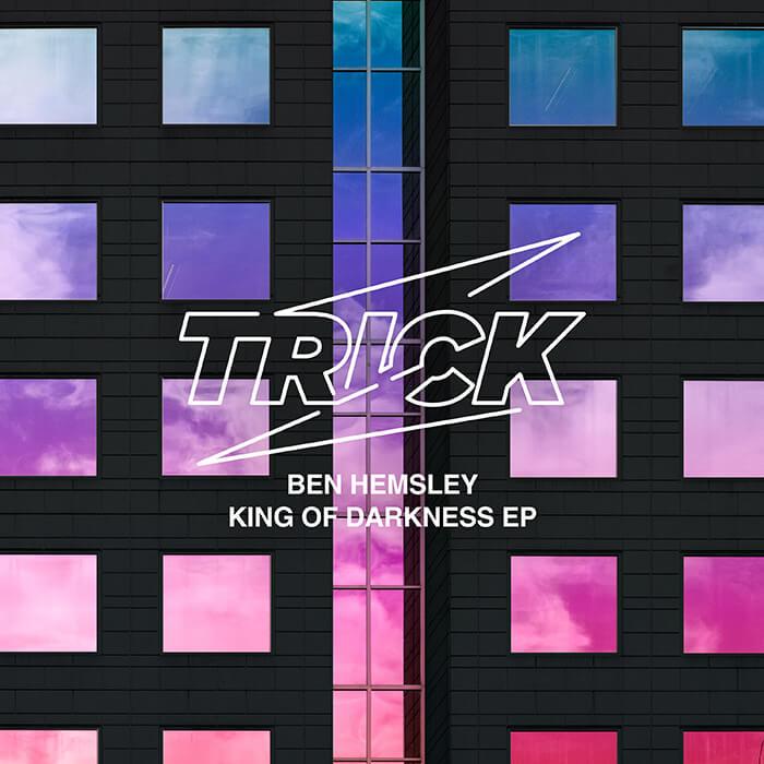 Ben Hemsley - King Of Darkness EP cover