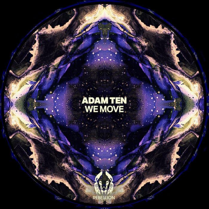 Adam Ten - We Move cover