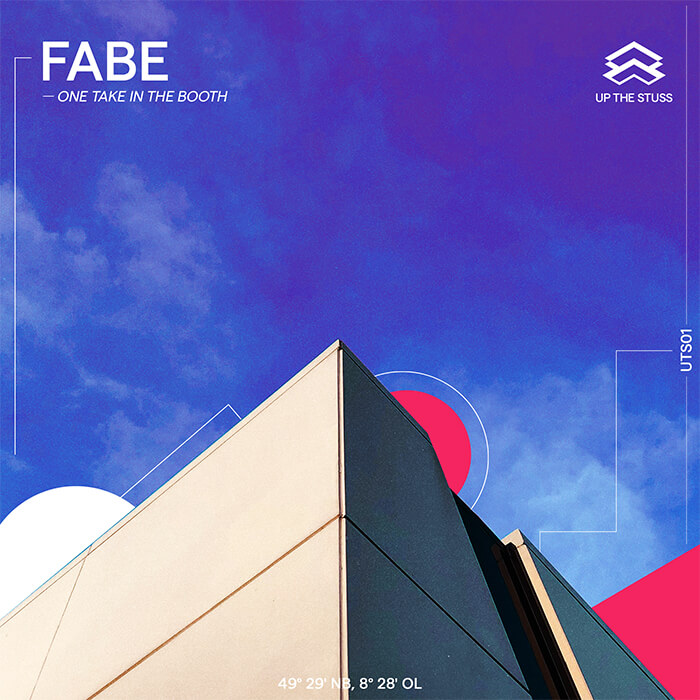 Fabe - One Take In The Booth EP cover