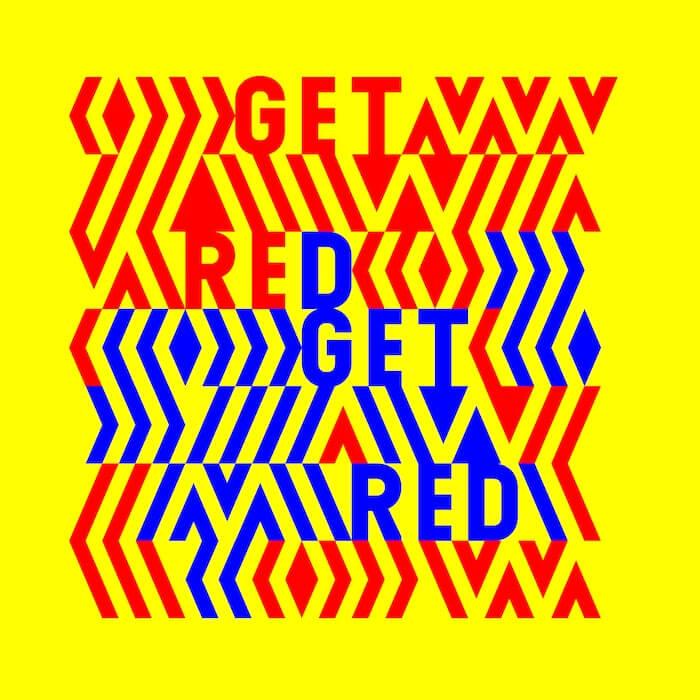Joe Metzenmacher, Borka & the Gang - Get Red EP (inc. S.A.M. remix) cover