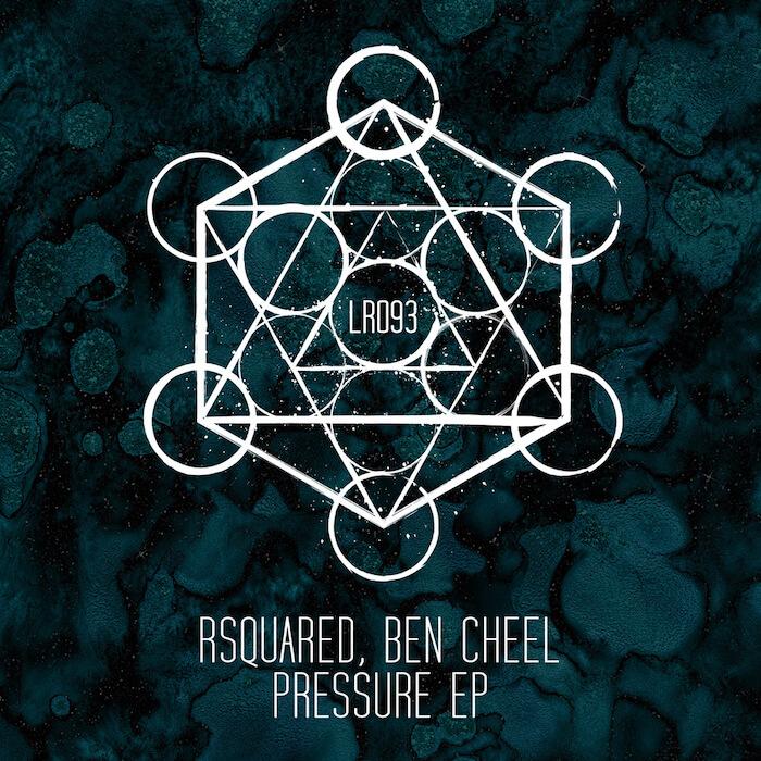 RSquared & Ben Cheel - Pressure EP cover