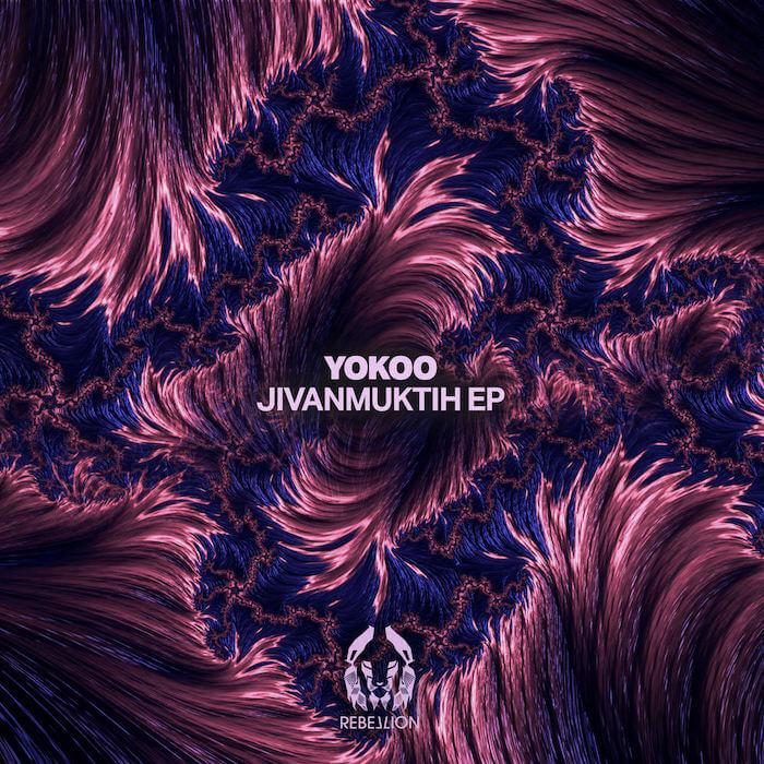 YokoO - Jivanmuktih cover