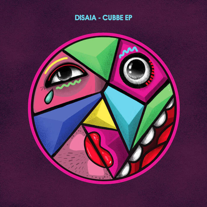 Disaia - Cubbe cover