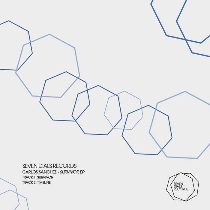 Carlos Sanchez - Survivor EP cover