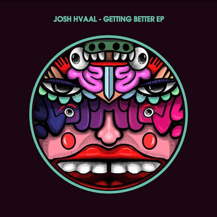 Josh Hvaal - Getting Better cover