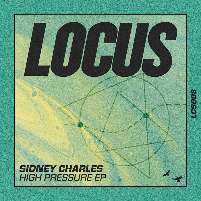 Sidney Charles - High Pressure EP cover