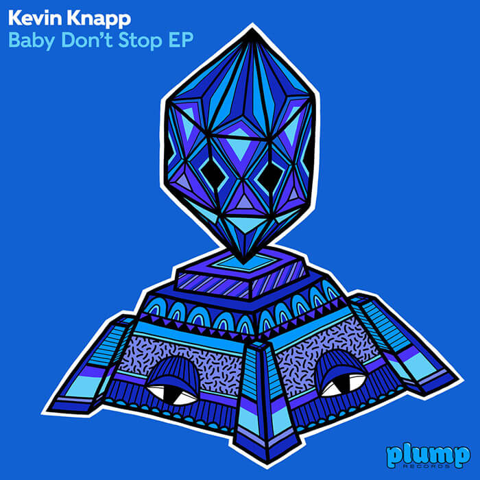 Kevin Knapp - Baby Don't Stop EP cover