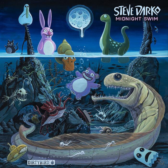 Steve Darko - Midnight Swim cover