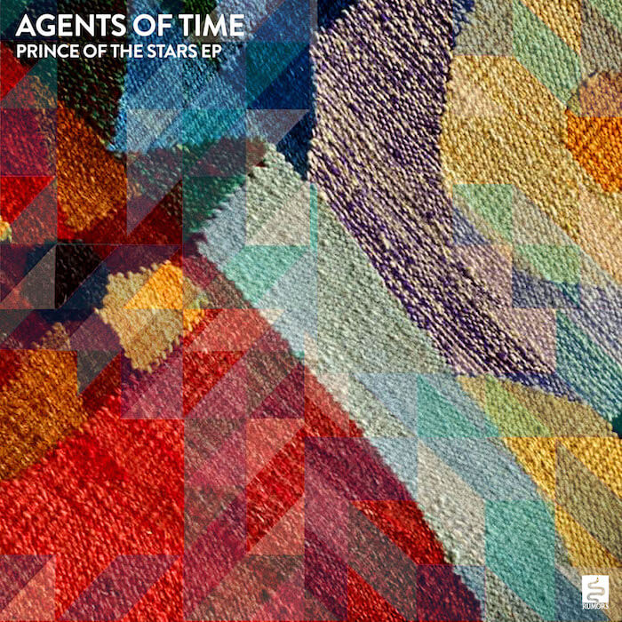 Agents Of Time - Prince Of The Stars EP cover