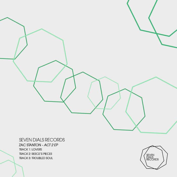 Zac Stanton - Act 2 EP cover