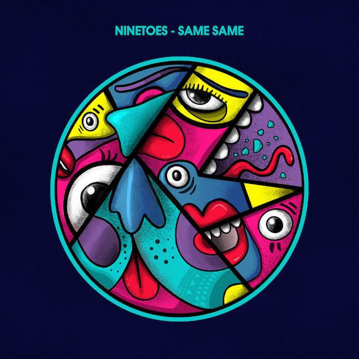 Ninetoes - Same Same cover