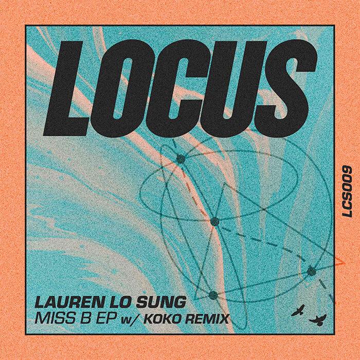 Lauren Lo Sung - Miss B EP cover