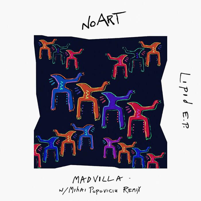 MADVILLA - Lipid EP cover
