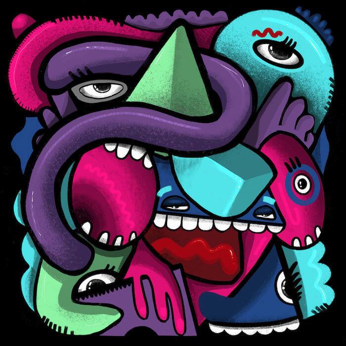 Blackchild - Groove Dealer EP cover
