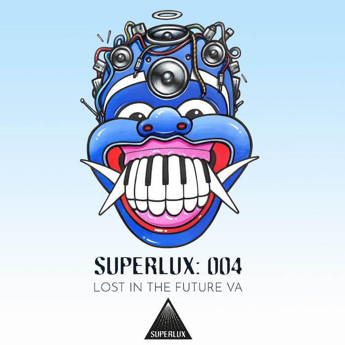 Superlux 004: Lost In The Future VA cover