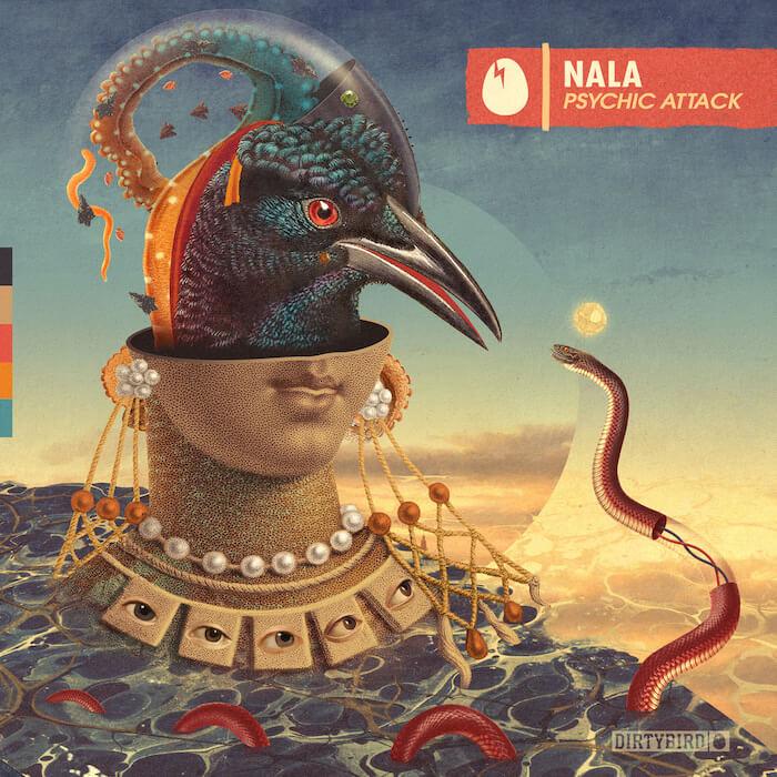 Nala - Psychic Attack cover