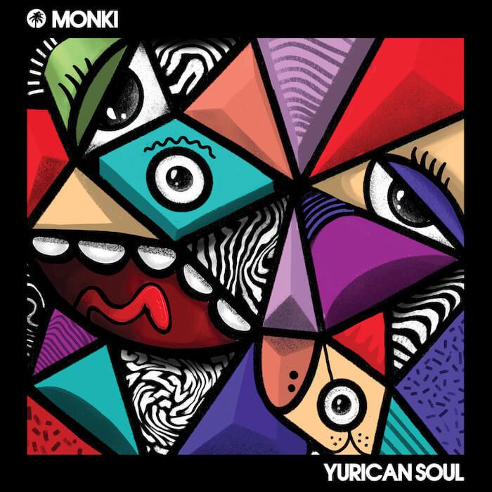 Monki - Yurican Soul EP cover