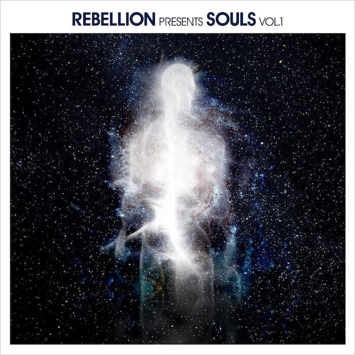 Rebellion presents SOULS Vol.1 cover