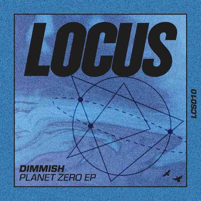 Dimmish - Planet Zero EP cover