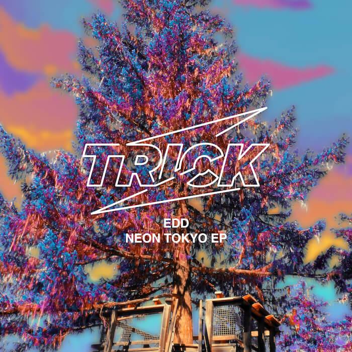 Edd - Neon Tokyo EP cover