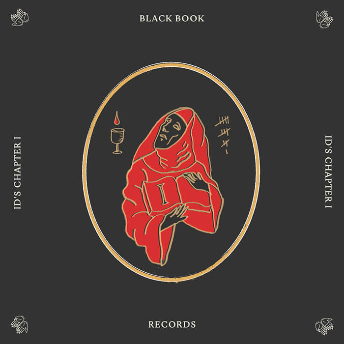 Various Artists - Black Book ID's: Chapter 1 cover