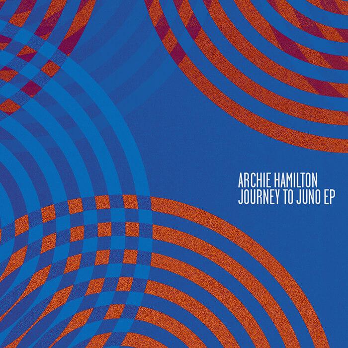 Archie Hamilton - Journey To Juno EP cover