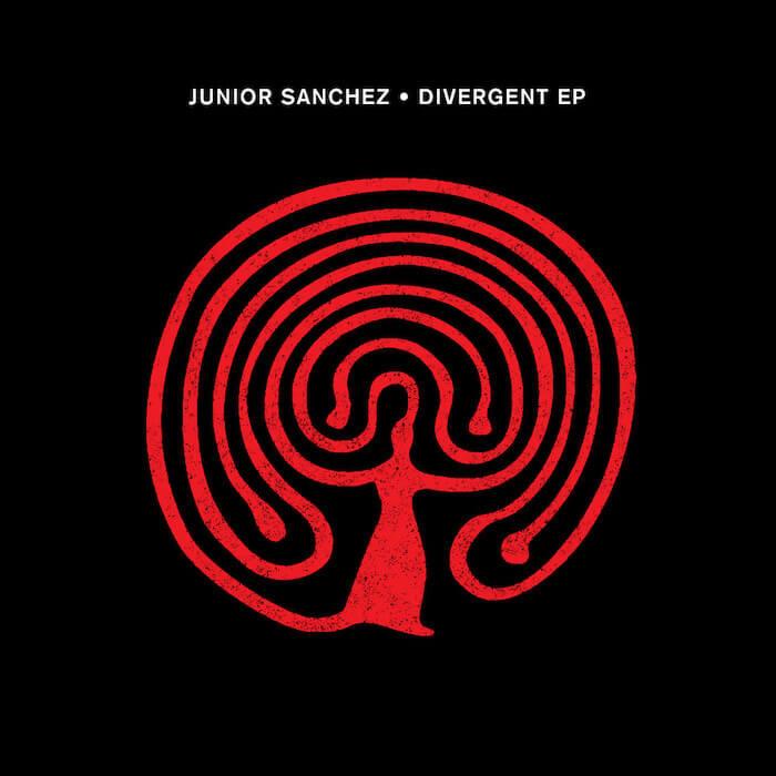 Junior Sanchez - Divergent EP cover