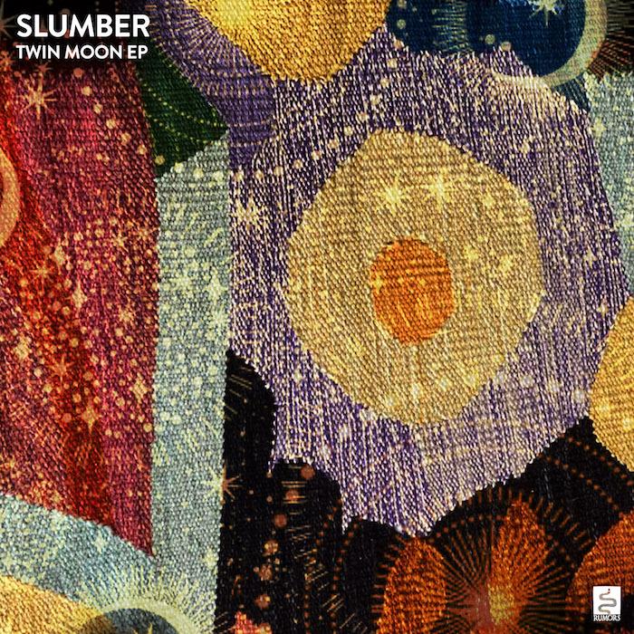 Slumber - Twin Moon EP cover