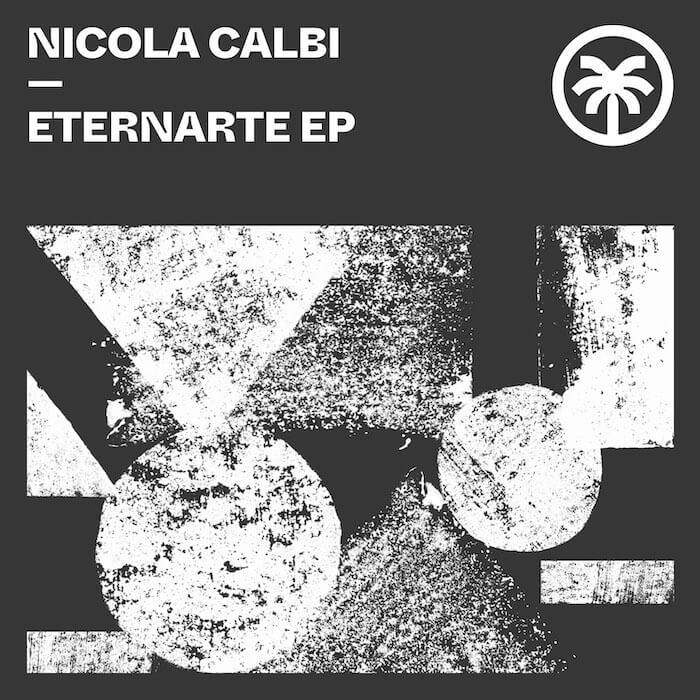 Nicola Calbi - Eternarte EP cover
