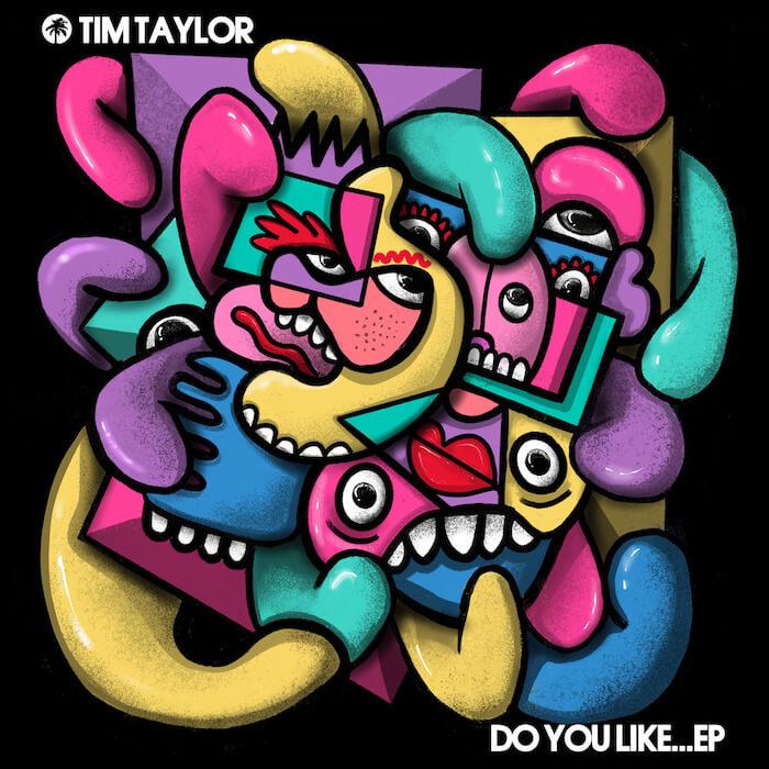 Tim Taylor - Do You Like…EP cover