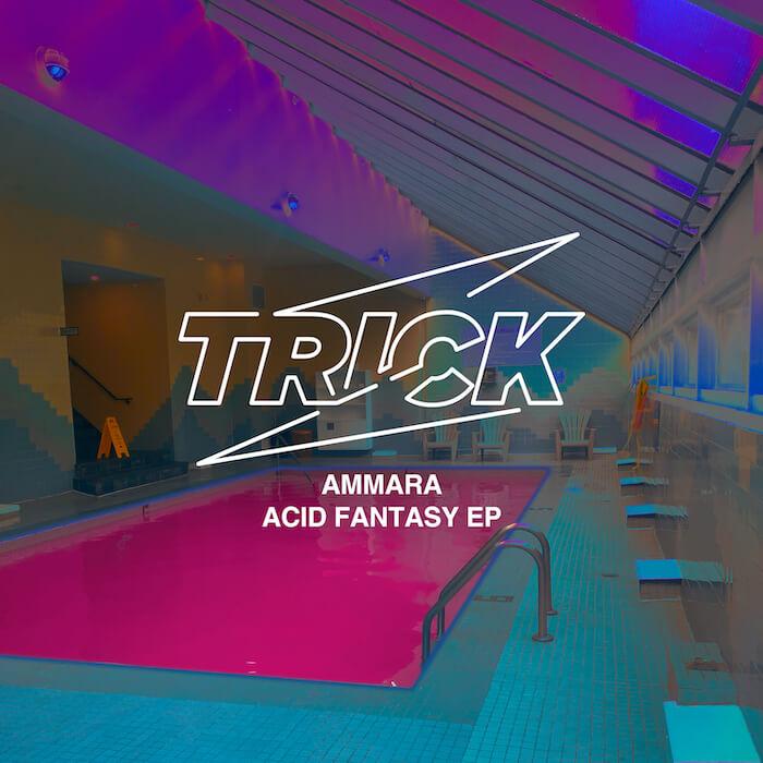 Ammara - Acid Fantasy EP cover