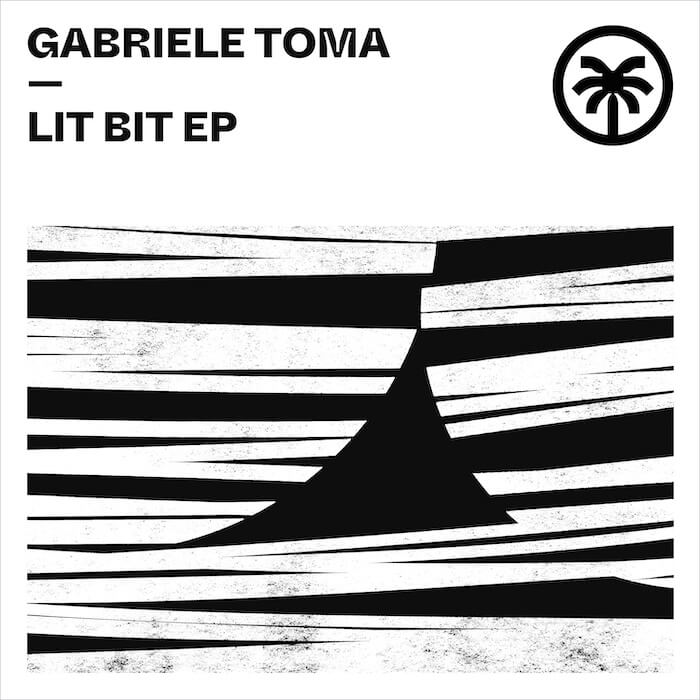 Gabriele Toma - Lit Bit EP cover