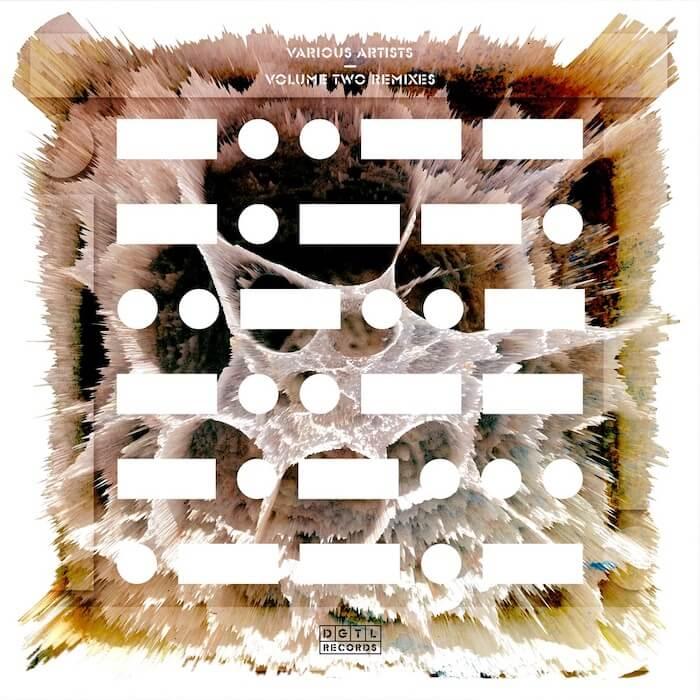 DGTL Records - Volume Two Remixes cover
