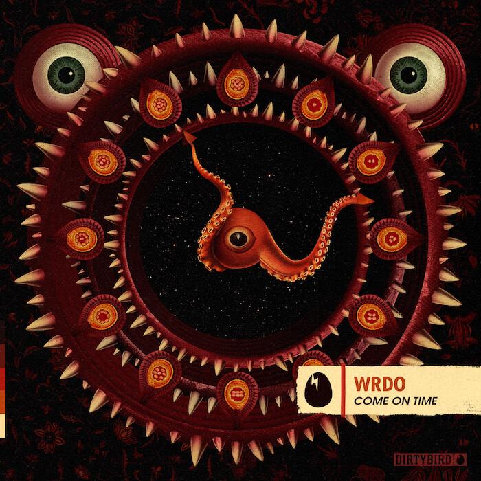 WRDO - Come On Time cover