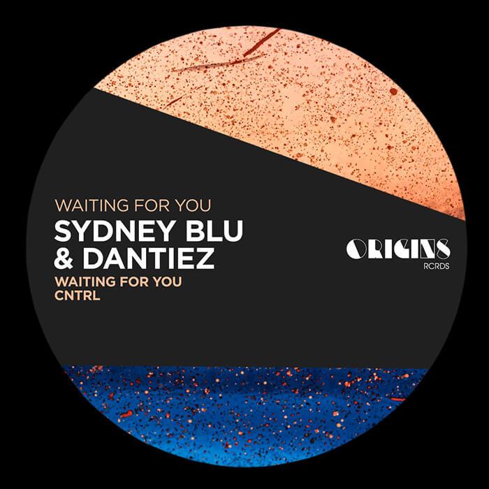 Sydney Blu & Dantiez - Waiting For You EP cover