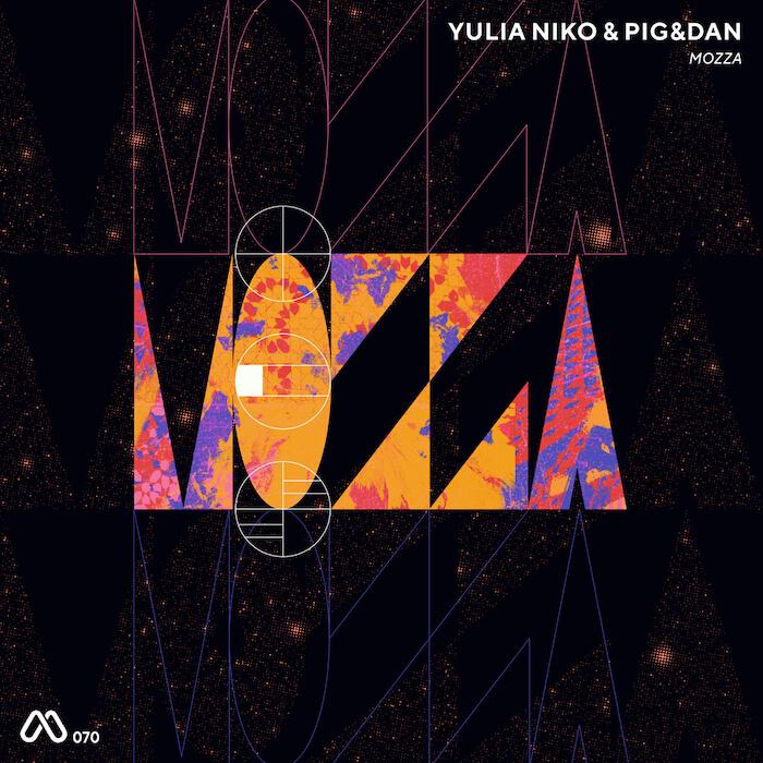 Yulia Niko & Pig&Dan - Mozza cover