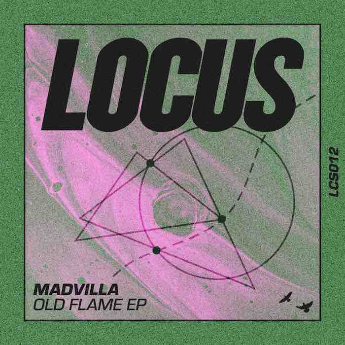 MADVILLA  - Old Flame EP cover